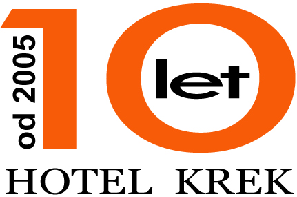 10 years of Hotel Krek